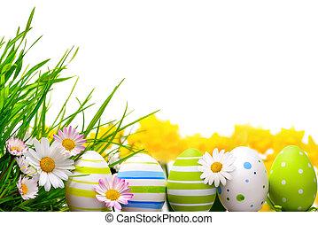 ägg, påsk, ordning