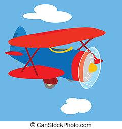 årgång, airplane