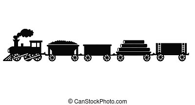 årgång, tåg, leksak