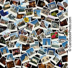 -, resa, gå, bakgrund, milstolpar, europe, foto, europa