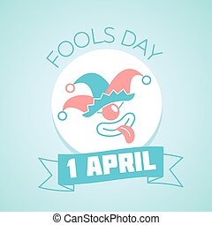1, april dåre dag