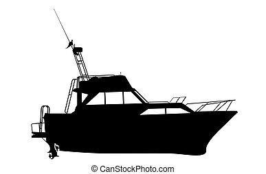 2, yacht, motor