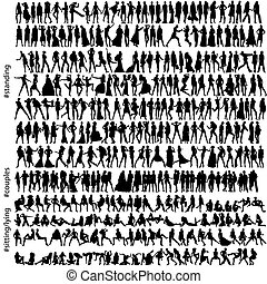 320, mode, silhouettes