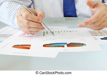 analysering, data