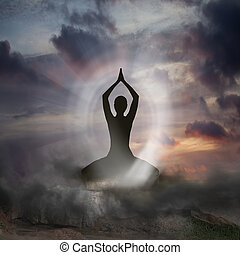 andlighet, yoga