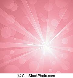 använda, pricken, explosion, linjär, pink., nej, solglasögoner, abstrakt, global, bakgrund, lätt, påfallande, gruppera, colors., transparencies., radialdäck, konstverk, glänsande, layered., gradients