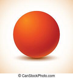 apelsin, ball.