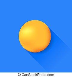 apelsin, boll