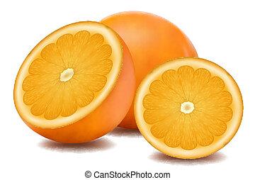 apelsin, frukt