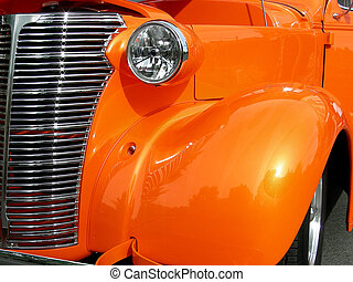 apelsin, stänkskärm