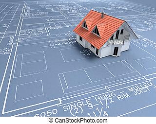 arkitektur planera