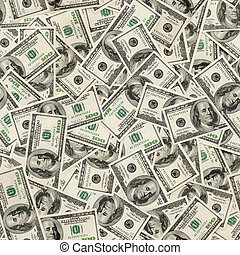 bakgrund., dollars, seamless