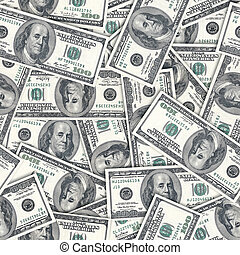bakgrund., seamlessly, dollars