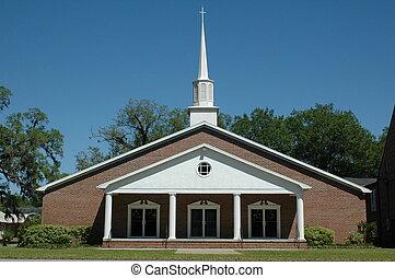 baptist, kyrka