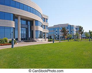bebyggelse, kontor