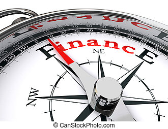 begreppsmässig, finans, kompass