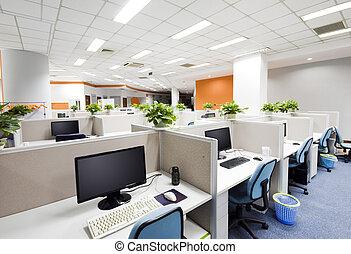 beijing, arbete placera, kontor