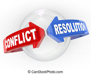 beslut, pilar, överenskommelse, möta, upplösning, konflikt, tvist