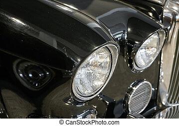 bil, billykta, årgång