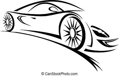 bil biltävlingar