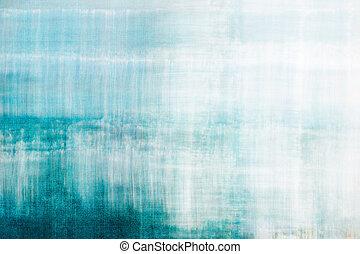 blå, abstrakt, bakgrund, strukturerad