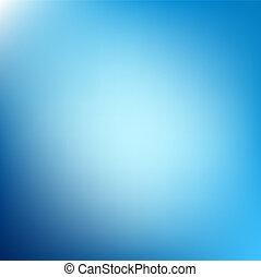 blå, abstrakt, bakgrund, tapet