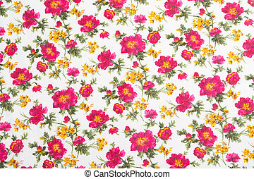 blomster mönstra, bouquet., seamless, cloth., blommig