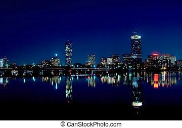 boston, 2, horisont