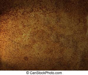brun, abstrakt, bakgrund