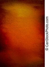 brun, abstrakt, gul, mönster, bakgrund, strukturerad, apelsin, bakgrund, röd