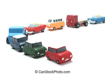 congestion., trafik
