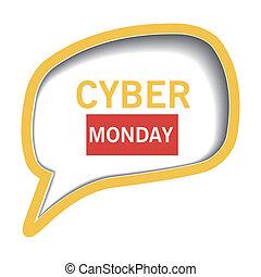 cybernetiska, måndag
