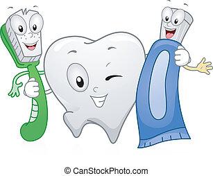 dental, produkter