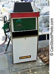drivmedel pumpa, flotta