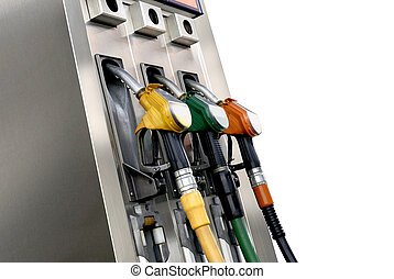 drivmedel pumpar