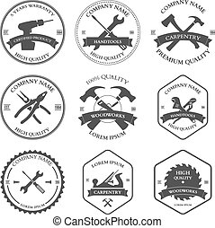 elementara, carpentry, design, tools., etiketter