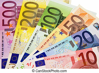 förening, valuta, europan