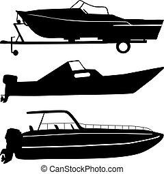fartyg, motor