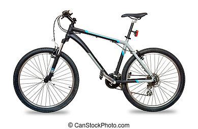 fjäll cykel, cykel