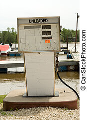 flotta, pump, gas