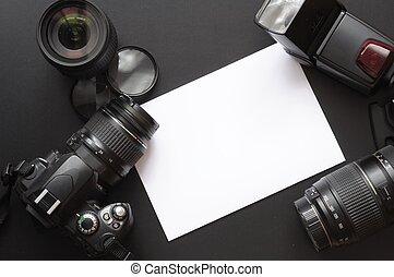 fotografi, kamera