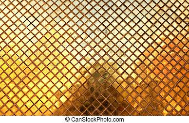 gammal, glitter, guld, struktur, bakgrund