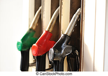 gas pumpa
