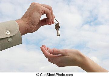 gir överens, nyckel