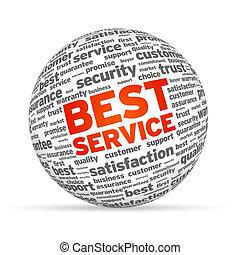 glob, bäst, service, 3