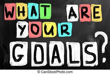 goals?, vad, din