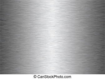 grå, metall, bakgrund