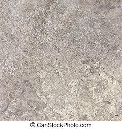 grå, sten, naturlig, travertine, struktur, bakgrund