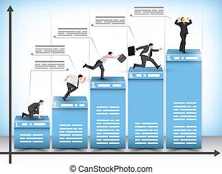 graf, hinder, affär, konkurrens
