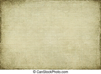 grunge, papper, bakgrund, bambu, vävt